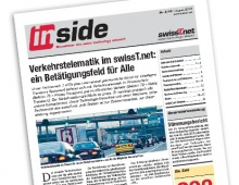 inside – Zeitungsdesign